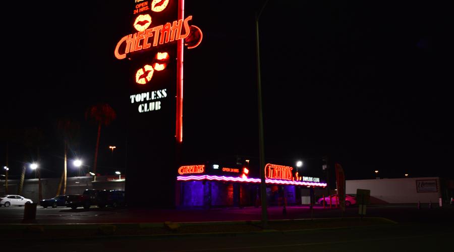 Cheetahs strip clubs