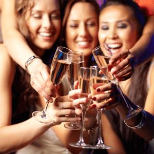bachelorette party las vegas