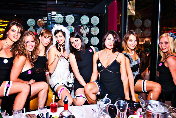 Ultimate Bachelorette Party @ Men of Sapphire